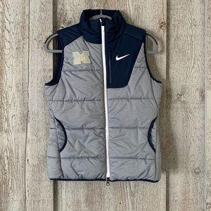 Nike University of Michigan Air Jordan Vest